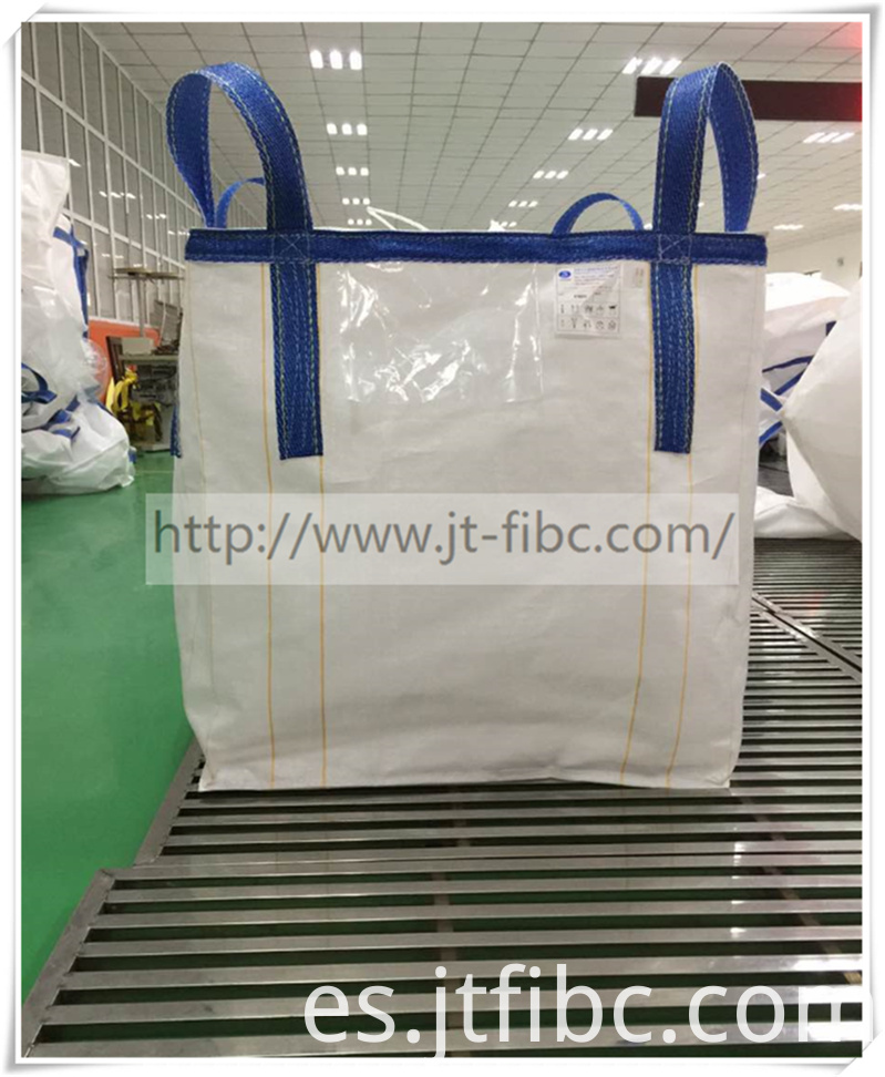 Square Fibc Bag