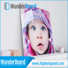 Prints on Aluminum, HD Photo Panels for Advertising