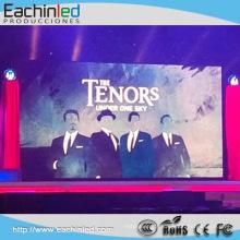 Shenzhen ultra mince a mené l'affichage vidéo d'intérieur p3 / théâtre d'intérieur a mené l'écran