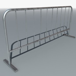 Pedestrian Barriers Panels