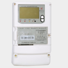 Instrumento de medición de tiempo de uso para la red de distribución de baja tensión de la compañía de servicios públicos.