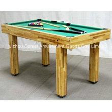 Table de billard en bois de 5 pieds (DBT5B13)