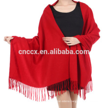 14STC2002 pure cashmere shawl