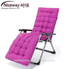 Sim dobrado e cadeira de praia cadeira de praia dobrável de uso específico gravidade zero