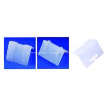 protecteurs d'angle de palette en plastique