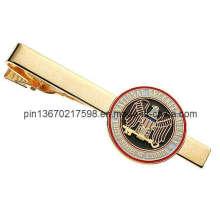 Custom Design Golden Tie Bar