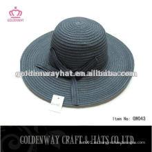 Sombreros de lujo de la señora caliente del verano de