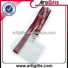 Tenedor de identificación de cordón personalizado moda al por mayor