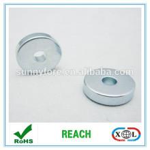 Неодимовый магнит радиальные намагниченных кольцо