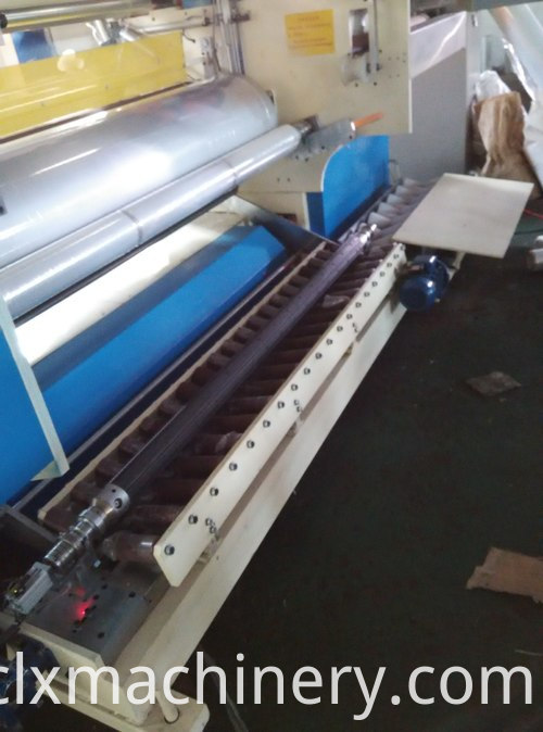 automatic chang roll stretch film machinery