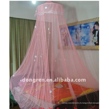 Redes mosquiteras de Tailandia / Red mosquitera circular / Redes mosquitera de la princesa