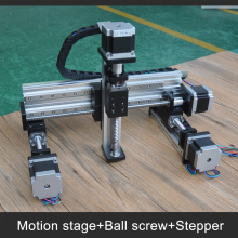 XYZ Positioning Stage - XYZ Motorized Stages