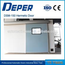 Automatische Tür hermetische