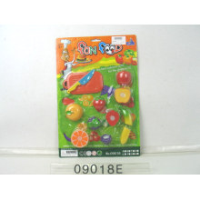 Educational Cutting Vegetable Toy Set for Baby