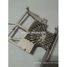 customized heat sink customized aluminium radiators radial heatsink