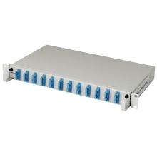 Hochleistungs-12-Port-Faser-Patch-Panel