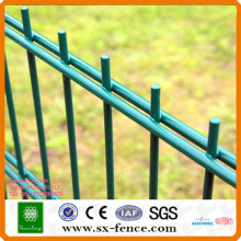 Powder Sprayed coating double fence