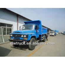 Dongfeng 8000L lixo caminhão de lixo