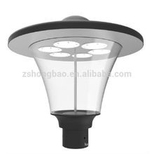 30W to 60w use BridegeLux or 220v IP65 solar light led for garden