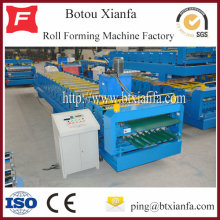 Roof Glazed Tile Making Machine/Steel Sheet Roll Former