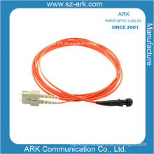 SC/PC-MTRJ/PC 50/125 Duplex 2mm Fiber Optic Patchcord