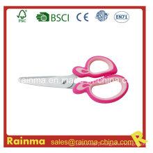 Soft Handle School Scissors, 5 Inch, Fancy Color