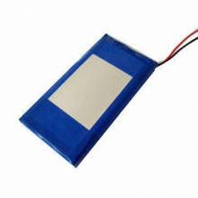 7.4V 5200mAh Lithium Polymer Rechargeable Battery Pack 7568135, CE-, RoHS-listed, High Burst Rate