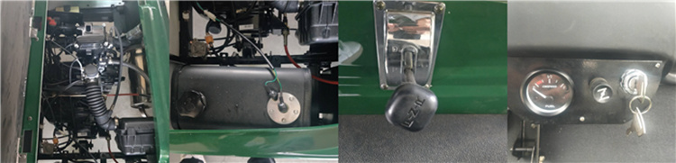 Gasoline Golf