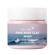 Face Mud Mask Anti Acne Whitening Rose Pink Clay Mask Powder Smoothing Green Black Face Mud Mask