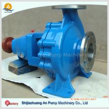 Pompe chimique industrielle à haute pression à l'acier inoxydable à haute pression PTFE