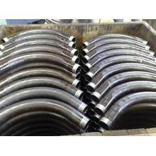 carbon steel butt welded 3d-10d Pipe