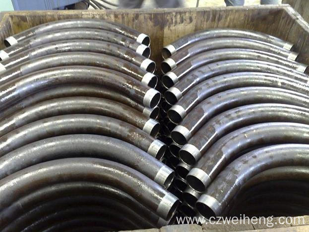 carbon steel pipe Bend Fitting