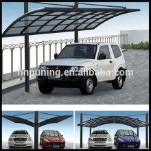 Lexan Raw Material Polycarbonate Sheet for Carport Car Shelter