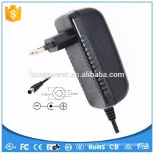 24v 2a para el adaptador de la pared de la tira llevada 48W UL enumerado uso de interior solamente