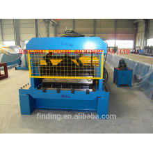 Competitive price steel floor decking making machine