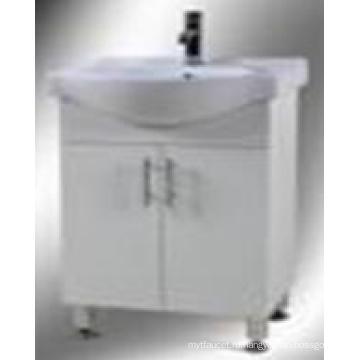 Современная сантехника Тщета bathroom с керамическим тазиком (ФП-60-1)
