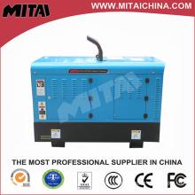 Ce Сертификация Китай 500A дизельный двигатель Driven сварщик на продажу