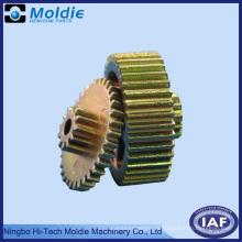 Цинк литье частей для колеса шестерни