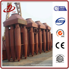 Dust collection multiclone dust collector