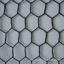 Sechseck-Drahtgeflecht nach PVC-beschichtet