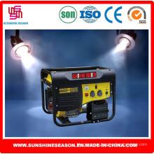 Generador de gasolina 6kw para uso doméstico y al aire libre (SP15000E1)