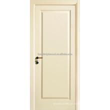 Ein Panel weiß lackiert Swing Innenraum MDF Türen öffnen