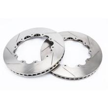 Rotor de freno de disco de freno de línea recta 410 * 36 mm para Benz Audi VW BMW
