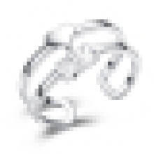 Amantes 925 Sterling Silver Romantic 520 Heart-Shaped Ring