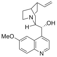 Chimique chimique CAS n ° 130-95-0 Quinine; (8α, 9R) -6'-méthoxycinchonan-9-Ol
