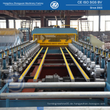 Line Moving Einstellbare Wall Roll Forming Machine