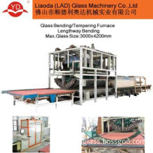 Horizontal Flat/Bending And Tempering Furnace