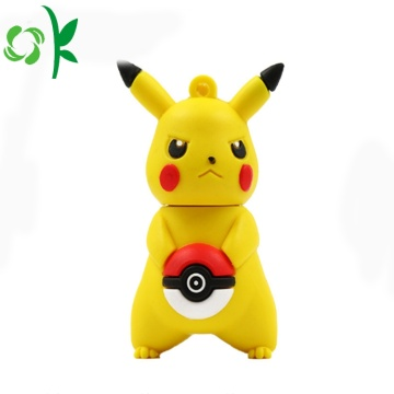 Pikachu USB-Stick Karikatur USB 2.0 Flash Drive Case