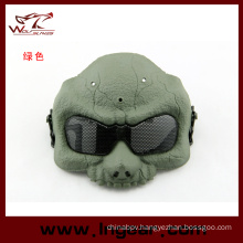 Military Airsoft DC-05 Half Face Mask Tactical Ghost Warrior Mask