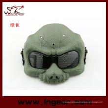Militärische Airsoft DC-05 halbe Maske taktische Ghost Warrior Gesichtsmaske